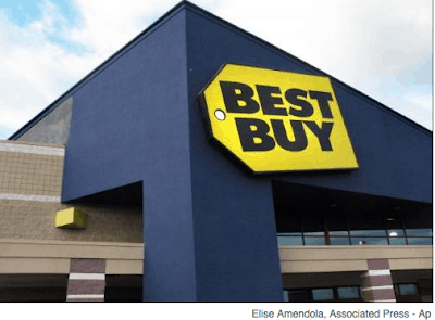 Bestbuy Best Buy procura mulheres!!! - Fred Alecrim