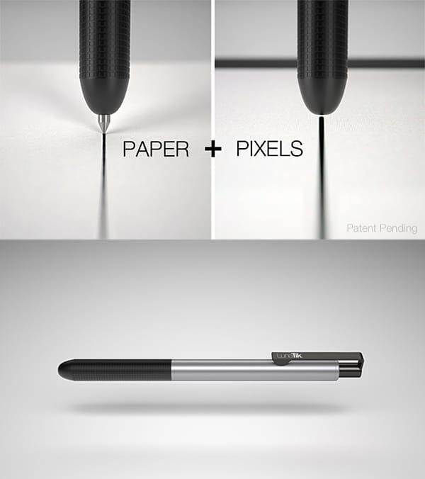 lunatik-touch-pen-stylus-concept de olho na tendências: Não há mais on e off - Fred Alecrim